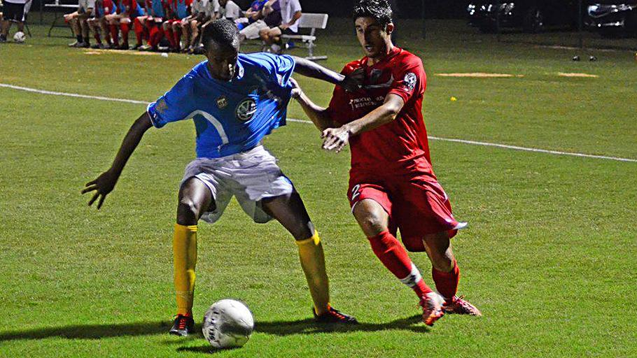 CFC Falls to Gulf Coast 1-0 | News | Chattanooga FC